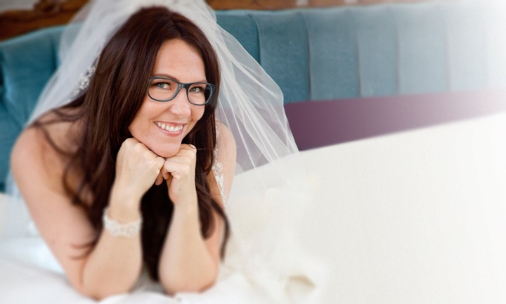 Eye Do: 6 Tips for the Bespectacled Bride