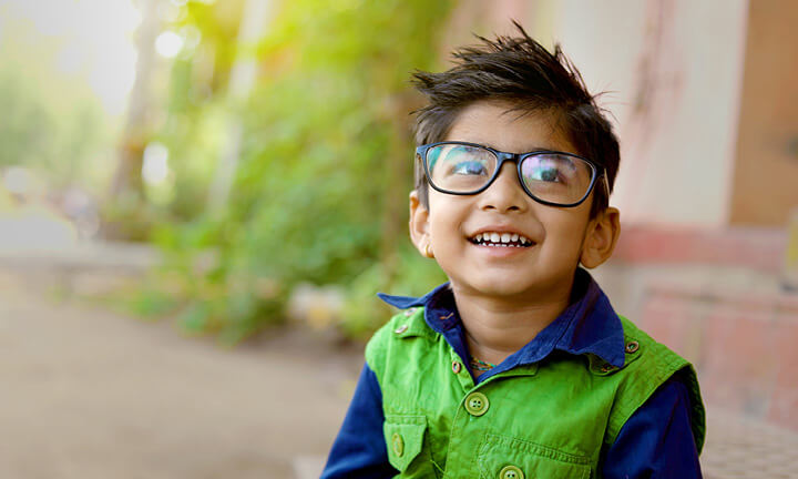Simple Tips for Your Child's First Eye Exam