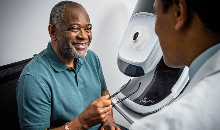 Could an Eye Exam Reveal Your Risk for Alzheimer's Disease?